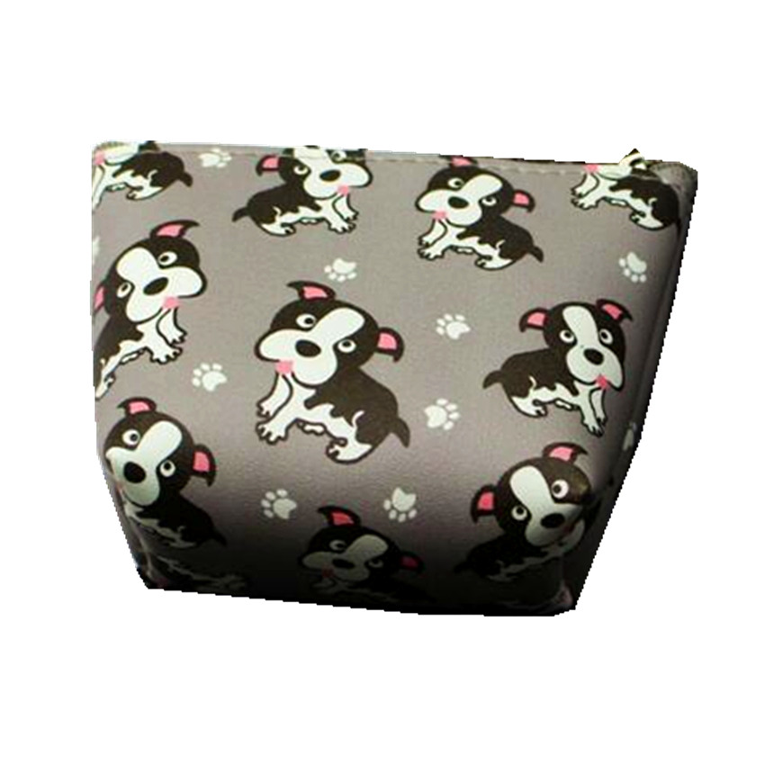 M235 Lovely Creative Coin Bag Aniaml Design Funny Cat Cool Dog Rabbit Pink Bird Printing Key Circle Certificate Receiving Bag cool funny bomb shape coin bank w sound
