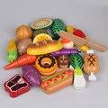 1 pcs crianças cozinha comida toys para crianças play house toys alta qualidade lindo de madeira presente de aniversário do bebê