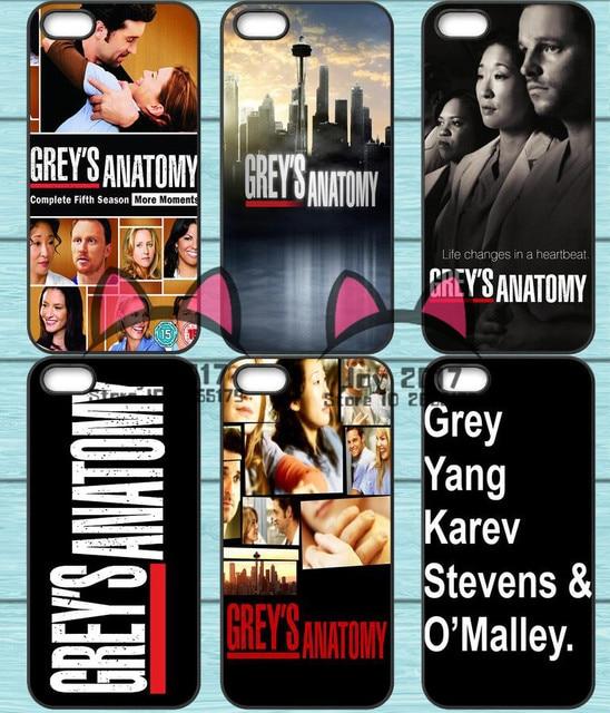 Grey\'s Anatomy Grey Yang Karev Phone Case For Samsung Galaxy S6 S7 ...