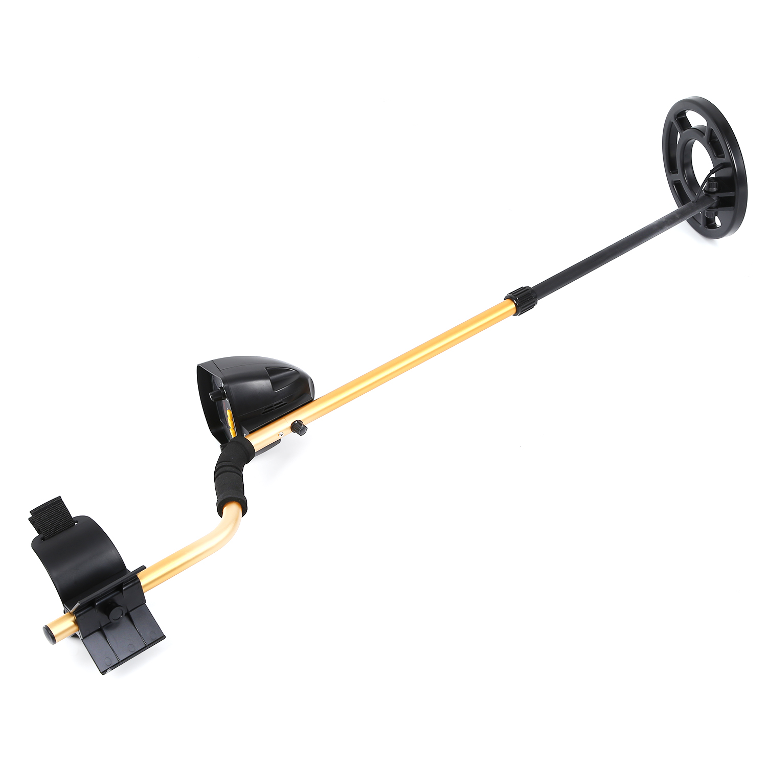 Professional LCD Underground Metal Detector MD3009II Gold Ground Metal Detector MD-3009ii Nugget High Sensitivity Silver Finder цена