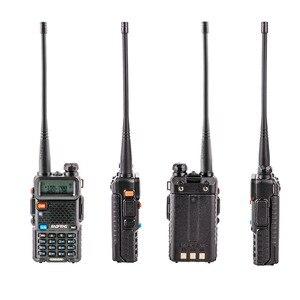 Image 1 - Mới nhất nâng cấp bộ đàm Baofeng UV 5R với 3 Băng Tần 136 174 MHz/200 260 MHz/400 520 MHz Di Động Bộ đàm hàm Đài Phát Thanh CB Giao Tiếp