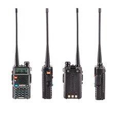 최신 업그레이드 baofeng uv 5r 3 밴드 136 174 mhz/200 260 mhz/400 520 mhz 휴대용 워키 토키 햄 cb 라디오 communi니 케 이터