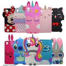 For Huawei Y6 II case For Huawei Y6 II Y6 2 silicone 3D Cartoon Cat Phone Case Honor 5A Funda Case for Huawei Y6II Cover 5.5''(China)