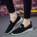 2016 summer new women casual shoes flat with lazy breathable shoes solid color brief comfortable outdoor fitted DT499