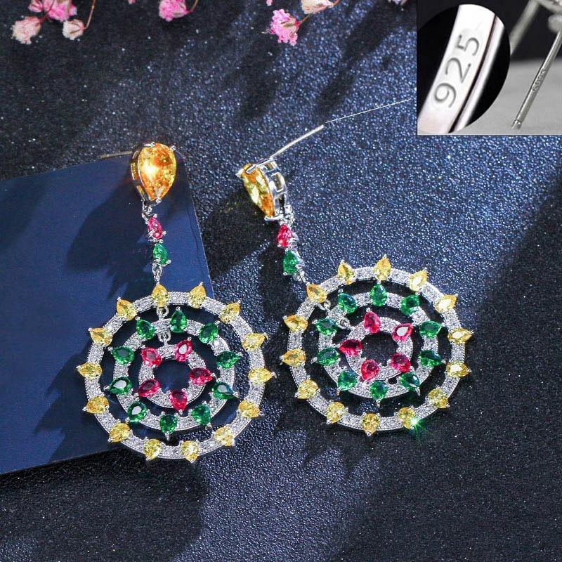 Multicolor Earrings4