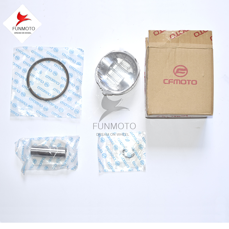 PISTON ASSY/OIL FILTER/TENSIONER/GASKETS/TIMING CHAIN/WATER PUMP OF CF500 CF188 ENGINE