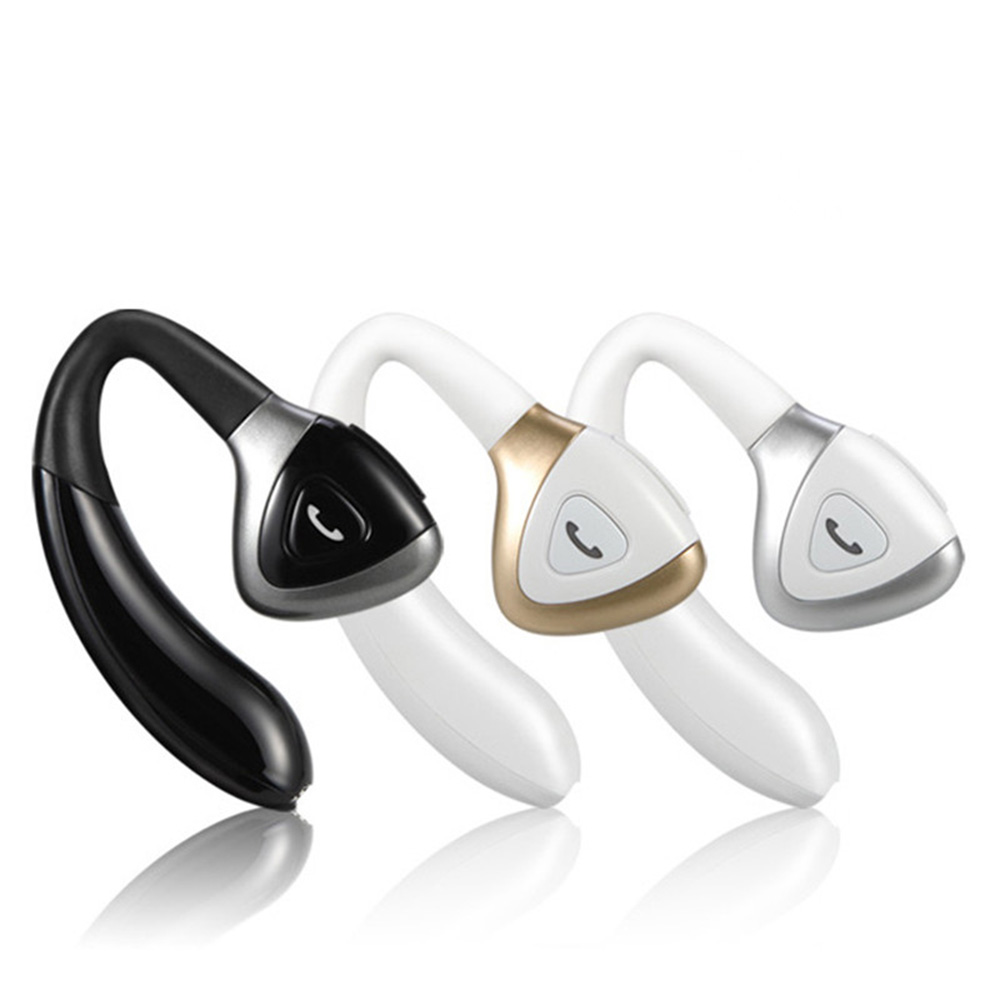 Dual Replacement Battery Sport Headset Bluetooth 40 Wireless Earphone Stereo Business Headphone For Samsung S6 IPhone 6 Plus In Earphones