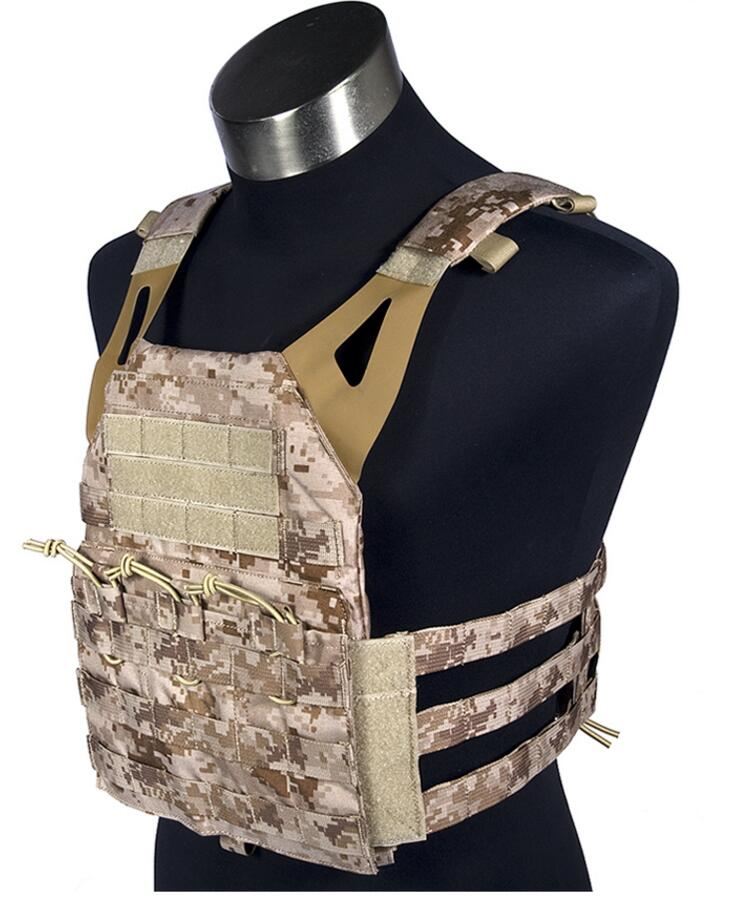 лучшая цена FLYYE MOLLE JPC Light tactical vest Swift Plate Carrier Rapid Response tactical vest VT-M028