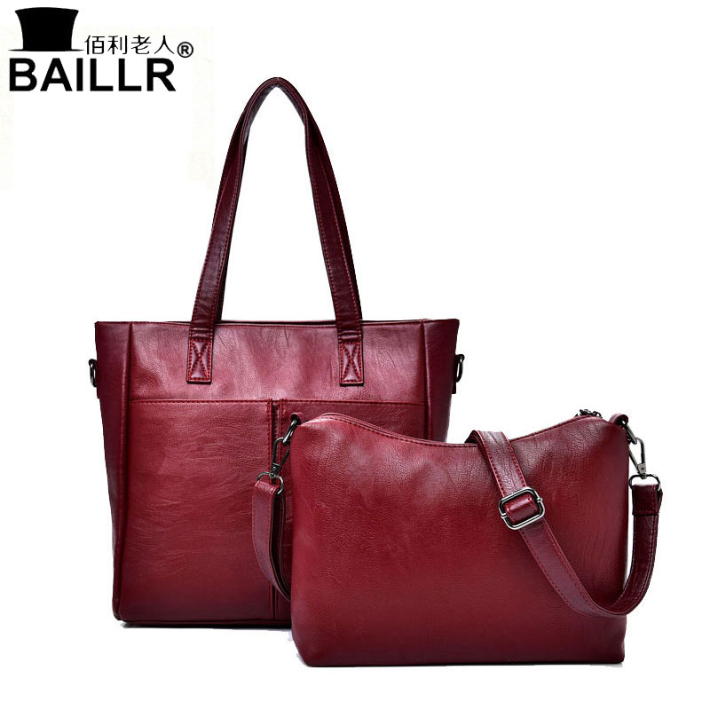 2017 Women Shoulder Bag Luxury Bolsa Female Handbag Genuine Leather Lady Messenger Bags Fashion High Quality Big Tote Sac A Main lauwoo fashion women luxury brand handbag female crocodile prints genuine leather shoulder bag lady elegant tassels tote bags