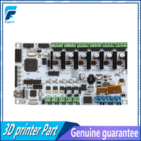 Rumba For 3D Printer Start Kits Mother Board Rumba Board With 6pcs DRV8825 Stepper Driver 6pcs