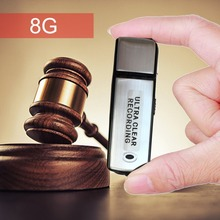 8G 16G Professional Voice Recorder Mini Audio USB Rechargeable Recording Dictaphone USB Flash Drive for Conference Meeting 8gb mini usb rechargeable audio voice recorder 384kbps good quality dictaphone with usb flash drive for meeting interview study