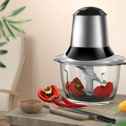 Multifunctional kitchen food processor chopper Home Electric Meat cutter Mincer Instead of Manual Meat Grinder D313