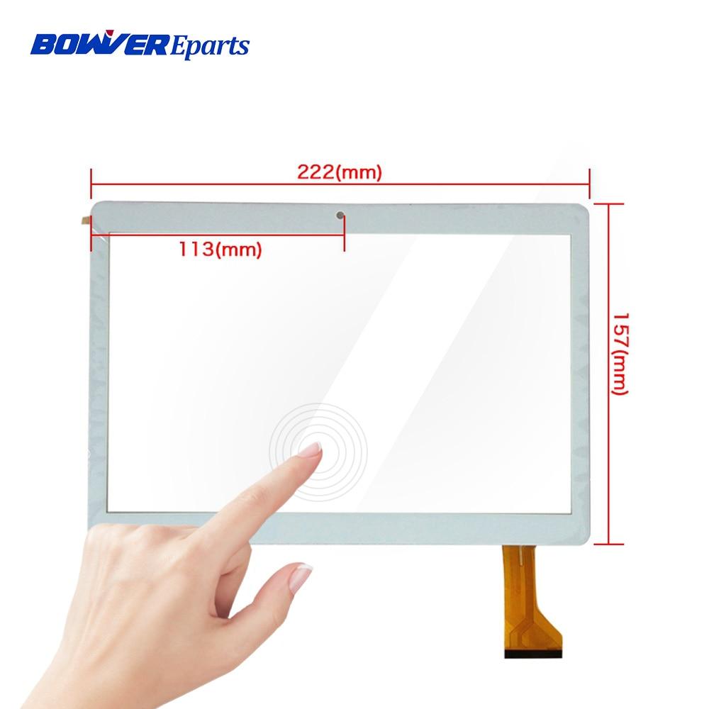 Bilgisayar ve Ofis'ten Tablet LCD'ler ve Paneller'de 9.6 10.1 inç mediatek kt096 tablet pc dokunmatik ekran digitizer cam dokunmatik panel sensör yedeği title=