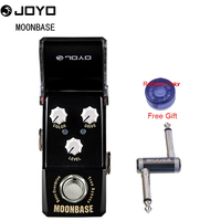 Joyo Ironman Mini Series Effect Pedal JF 332 MOONBASE BASS Overdrive Pedal Black