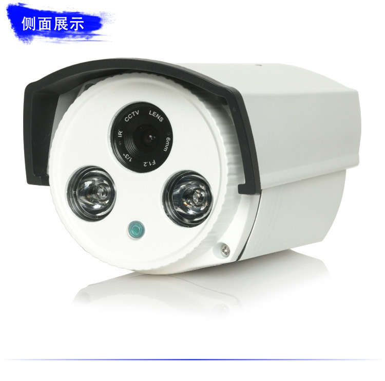 ФОТО Coaxial AHD HD Camcorder 2500TVL Box Camera Surveillance Camera Security 0.01Lux Infrared Night Vision Camera 12V 4mm Lens