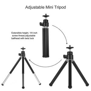 Image 3 - Lente teleobjetivo 4K HD para teléfono móvil, Zoom óptico Universal, telescopio Monocular de 22x, prismáticos, lupa telescópica, Spyglass/trípode