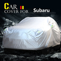 Full Car Cover Waterproof SUV Sun Anti-UV Snow Rain Resistant Cover Dust Proof For Subaru Baja Exiga Tribeca Outback Forester