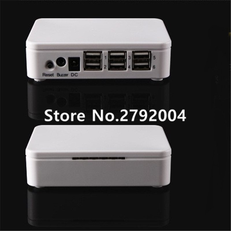 6 ports Android iOS Cell Phone Security Alarm System Mobile Phone Retail Store Anti-theft Device with Acrylic Holders cell mobile phone tablet pc retail store price holder labels stand acrylic poster holders shelf for brand specialty store