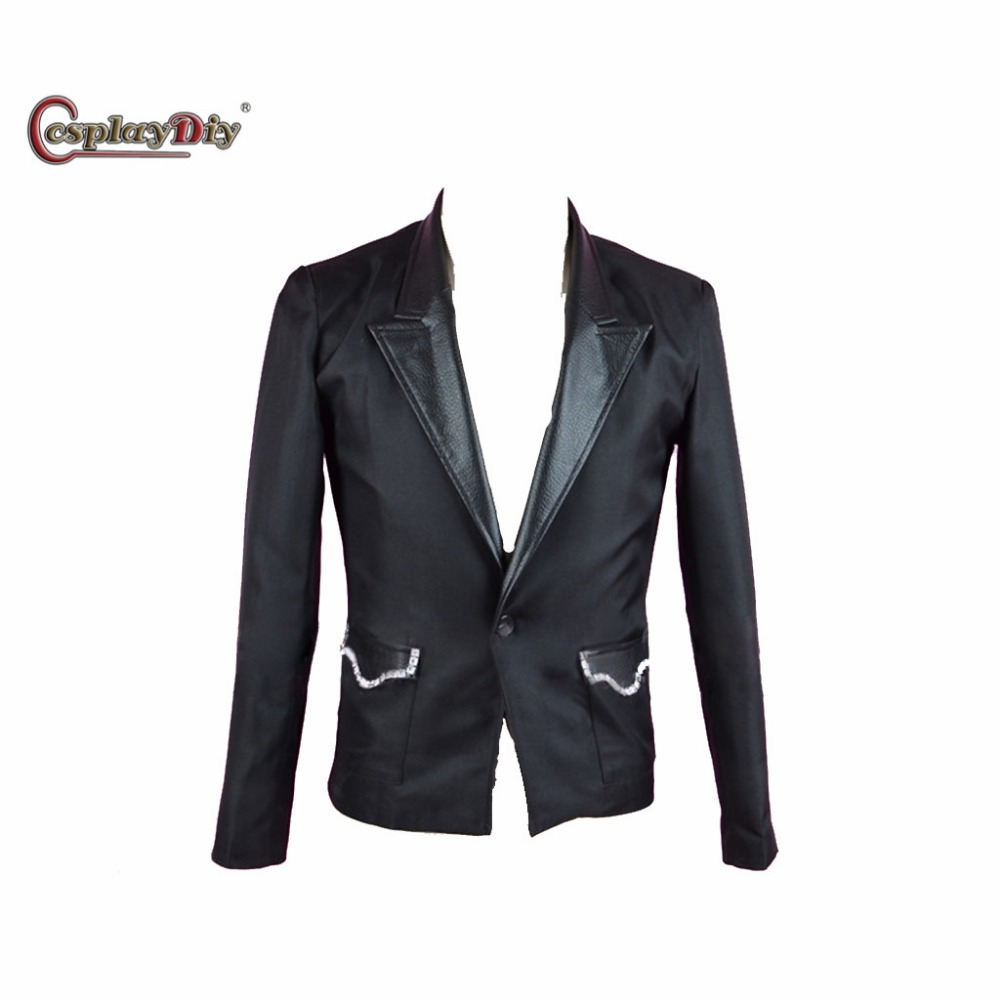 Cosplaydiy Custom Made Game Final Fantasy XV Ignis Stupeo Scientia Costume Adult Men Halloween Carnival Cosplay Clothes J5