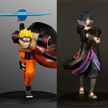 Naruto Shippuden Uchiha Sasuke Uzumaki Naruto PVC figure toy