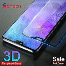 Verre 3D sur le pour Huawei P20 Pro Lite Plus protecteur décran verre trempé pour Huawei P Smart 2019 Nova 3E étui de Film protecteur