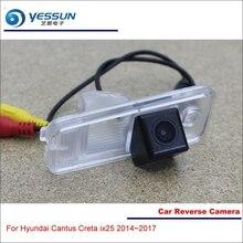 цена на Car Reverse Camera For Hyundai Cantus Creta ix25 2014~2017  - Rear View Back Up Parking Reversing Camera - High Quality