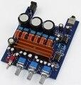 E74 2.1-Alta Potência Amplificador De Potência de 50 w + 50 W + 100 W Subwoofer Amplificador Digital de ALTA FIDELIDADE Verst bordo TPA3116 Classe D