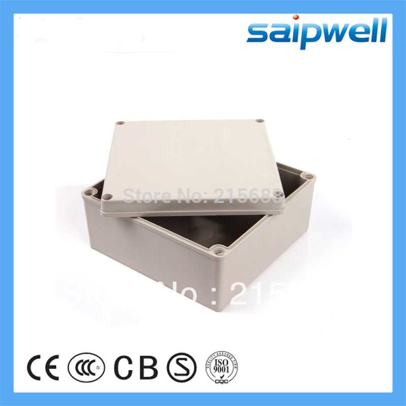 Waterproof box ABS switch box plastic box electronics 200 200 95mm IP66 DS AG 2020 S