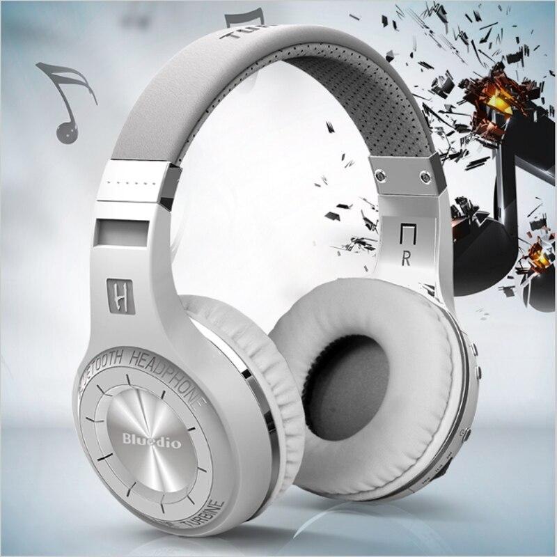 100 Original Bluedio HT Shooting Brake Bluetooth Headphones BT4 1Stereo Bluetooth Headset Wireless Headphones For Phones