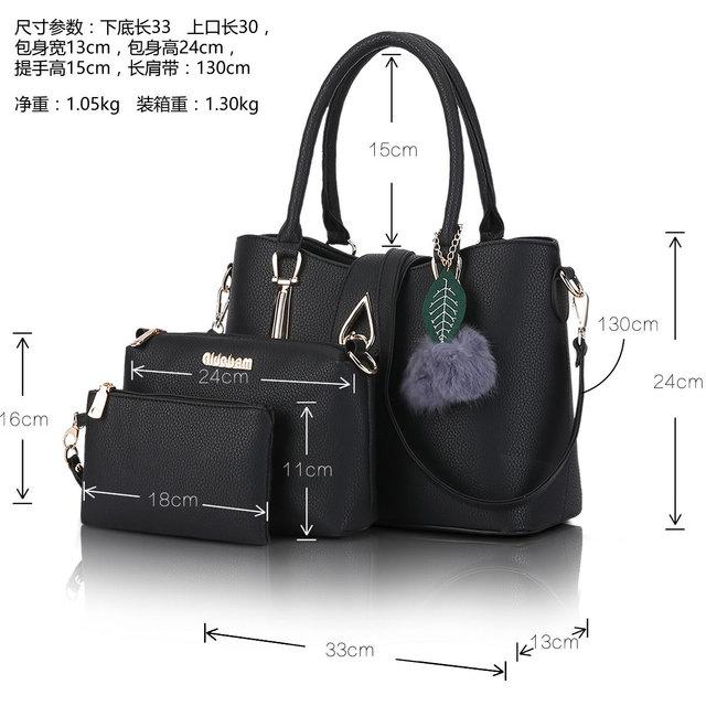 Designer Leather Female Hand Bags Handbags Women Famous Brands 2017 Ladies Shoulder Bags Sac A Main Femme De Marque Bolsos Mujer