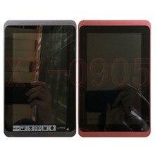 ل علامة رمز آيسر B1 720 B1 721 B1 720 الأحمر الأسود شاشة الكريستال السائل + شاشة تعمل باللمس زجاج الشاشة محول الأرقام الجمعية + الإطار
