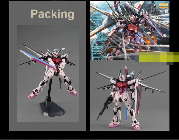 Daban Model Gundam Seed Hobby MG MBF-02 Phoenix Strike Rouge Ootori Ver. RM 1/100 Scale Action Figure Plastic Kit Assembled Toys daban model 1 100 mg gat x102 new gundam seed duel assault shroud robot action figure assembled fans toys anime free shipping