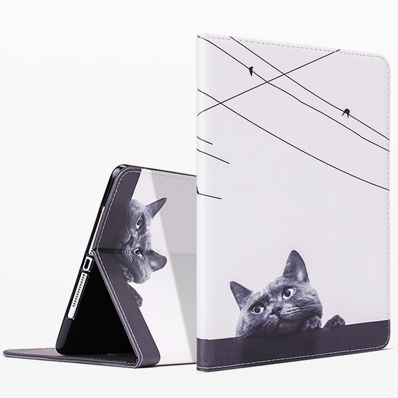 Case For ipad Pro 11 inch 2018 high quality Soft silicone with Auto Wake Up Sleep Function Stand Smart Cover For ipad pro 11 in Tablets e Books Case from Computer Office