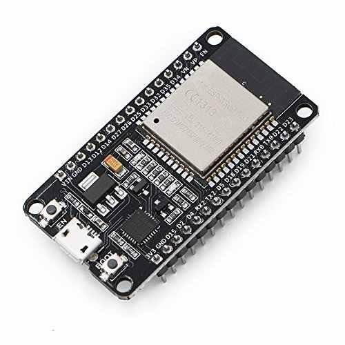 ESP-32S ESP-WROOM-32 ESP32 ESP-32 Bluetooth et WIFI double coeur CPU avec faible consommation d'énergie modules de ESP-32 MCU