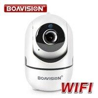 Mini Surveillance Network Smart IP Camera Wifi Night Vision Two Way Audio Recording Wireless Security Wi