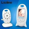 Infantil 2.0 Polegada Cor Baby Monitor Sem Fio Do Bebê De Segurança Babá Câmera Rádio Babá Do Bebê Night Vision Monitoramento de Temperatura