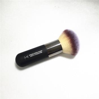 Heavenly Luxe Airbrush Powder & Bronzer #1 - Large Fluffy Face Powder Bronzer Brush - Beauty Makeup Brushes Blender 5