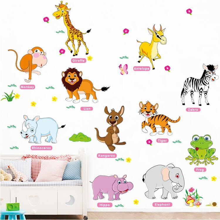 40 Gambar Hewan Untuk Anak Tk Gratis Terbaru