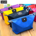 1PC Multi-colors Fashion Lady Travel Cosmetic Make Up Pouch Bag Clutch Handbag Casual Purse Makeup Tools