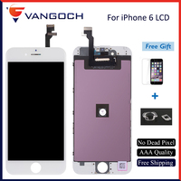 Grade AAA LCD For IPhone 6S Plus Display For IPhone 6 6 Plus 5S 5G 5C