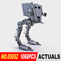 05052 1068 unids Nueva Lepin Fuera de impresión imperio EN ST Building Blocks Ladrillos Modelo Juguetes Niños Regalos