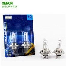 XENCN H1 H4 H7 80% более яркие автомобильные галогенные лампы для такси vw passat opel vectra citroen c3
