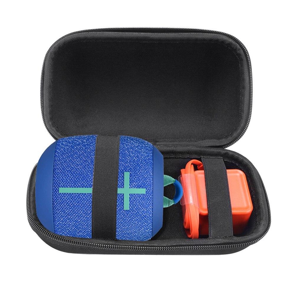 Funda protectora para UE Ultimate orejas WONDERBOOM WONDERBOOM2 Altavoz Bluetooth portátil y cargador EVA bolsa de transporte de viaje duro