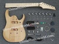 7 Strings / Alder Body/ Maple Fingerboard/ AFANTI DIY electric guitar kit (AYX 001K)