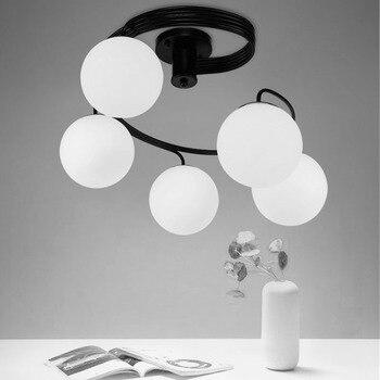 Nowoczesne lampy sufitowe led do oświetlenia wnętrz plafon led plac oprawa oświetleniowa sufitowa do salonu sypialnia Lamparas De Techo