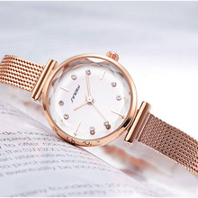 Relogio Feminino SINOBI Fashion Women's Wrist Watches Watchband For Ladies Diamond Geneva Quartz Clock Top Luxury Brand Saati sinobi causal business men wrist watches leather watchband luxury brand males geneva quartz clock gentleman wristwatch 2017 f45