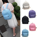 New Fashion Women Backpack Net Yarn Grid Breathable Mesh Ultra-thin School Bag