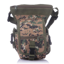 High Quality Leg Bag Hiking Backpack Men and Women Outdoor Riding Bag 1506 Military Tactical Backpack creeper large size big capacity outdoor backpack cool outdoor backpack yellow blue for men and women high end hiking bag quality