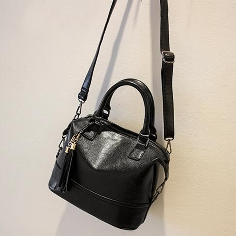 women's genuine leather shoulder bags women messenger bags handbags women famous brand bag Black Red Blue Pink CC0822