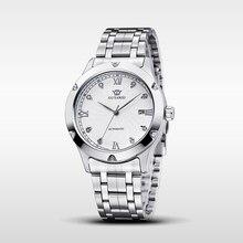 OUYAWEI acier montre montres